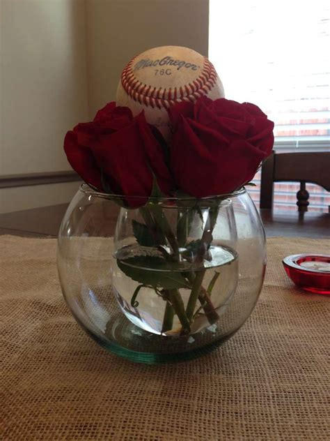 Baseball Baby Shower Decorations by Vintage Baseball Baby Shower Ideas Photo 8 Of 14