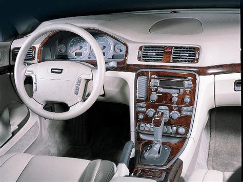Wood Interior wd276 volvo s80 1999 up real wood trim by b amp i trim