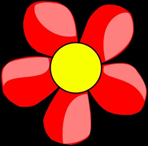 warna gambar kartun bunga wwwbilderbestecom