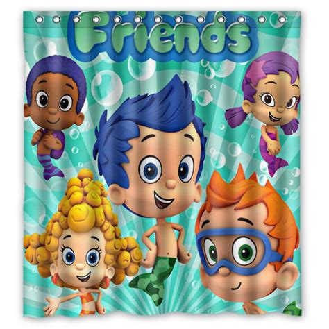 bubble guppies curtains wholesale dropship 2014 good quality bubble guppies