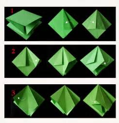 origami christmas tree 3d paper origami guide