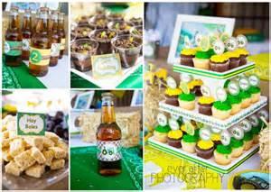 kara s party ideas john deere tractor themed birthday party kara s party ideas