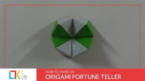 Origami Fortune Teller - origami toys 62 how to make an origami fortune teller