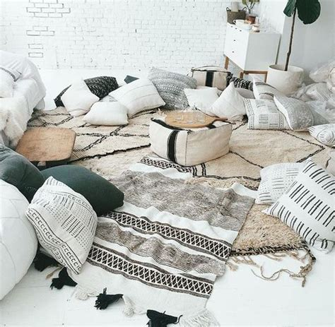 floor pillow living room ideas 21 chic and cozy floor pillows 101 recycled crafts