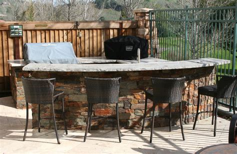 outdoor living rooms travertine ta travertine patio with outdoor kitchen traditional