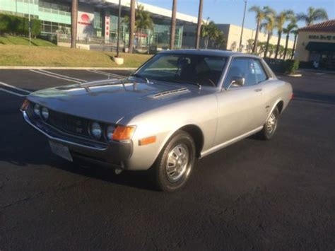 1971 Toyota Celica For Sale Find Used 1971 Toyota Celica St Coupe In Torrance