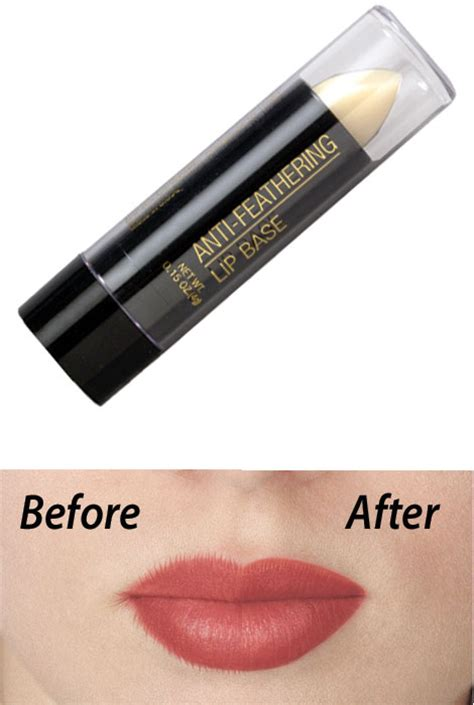 Lipstik Revlon Tahan Lama anti feathering lip base cosmetics aswechange
