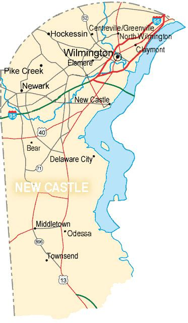 Search Delaware Delaware Map Arkansas Map