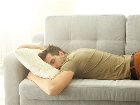 i sleep on a couch the 10 best ways to get better sleep