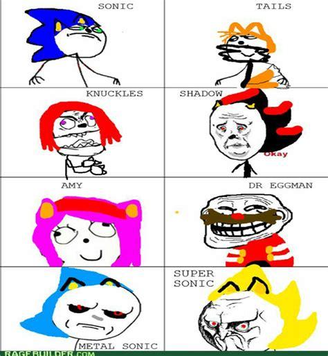 Funny Character Memes - sonic memes meme face sonic characters wattpad