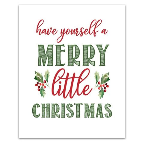 printable christmas signs  clever sisters