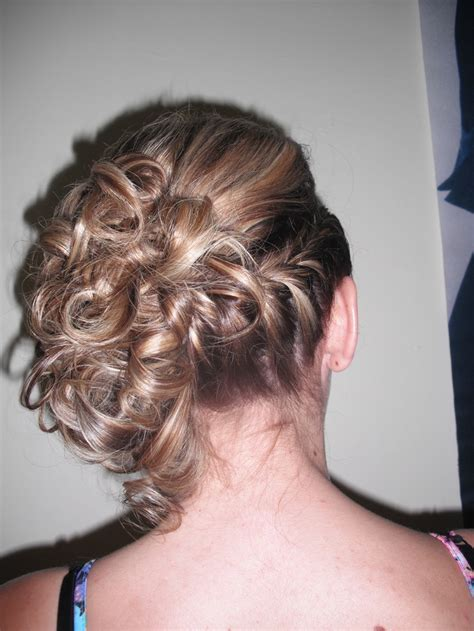 corn rows on pinterest 49 pins side curly bun with braid hairstyles by me myself i