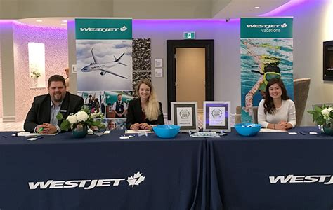Westjet Gift Card - westjet wraps up cross canada trade expos launches gift cards for purchase travelweek