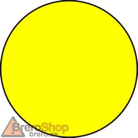 imagenes verdes para recortar c 237 rculo adhesivo rojo verde o amarillo brero shop