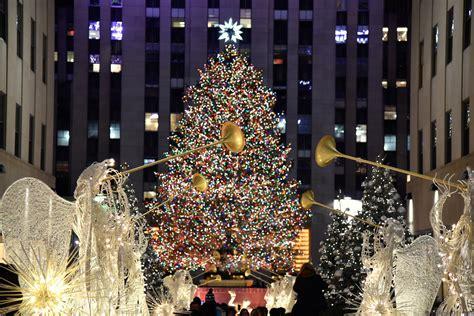 decoration de noel new york