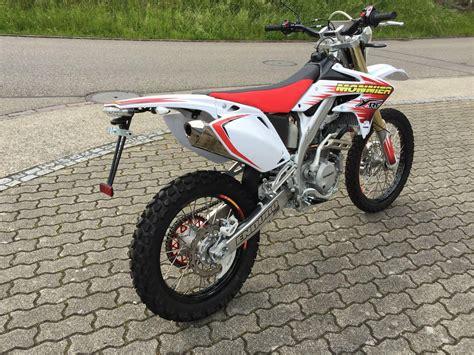 250 Ccm Motorrad Führerschein by Motorrad Occasion Kaufen Monnier Honda Xrf 250 Hlr 2 Rad