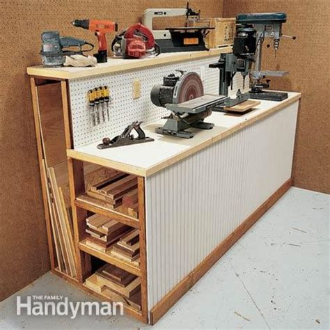 Garage Wood Storage by Workshop Organization Ideas Sawdust 174