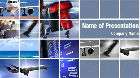 Transport Collage Powerpoint Templates Transport Collage Powerpoint Photo Collage Template