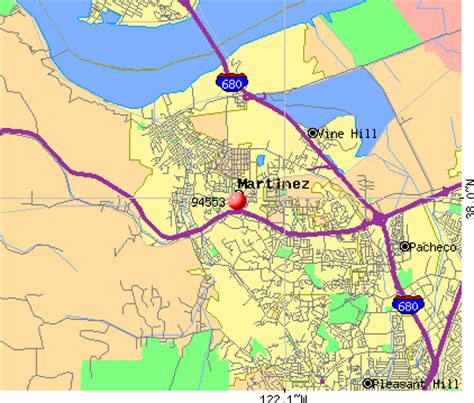 martinez california map 94553 zip code martinez california profile homes