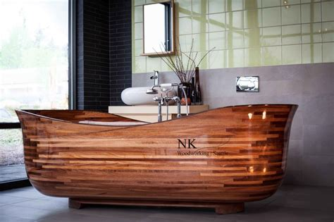 wooden bathtubs australia wood bathtub nk woodworking seattle the lotus design
