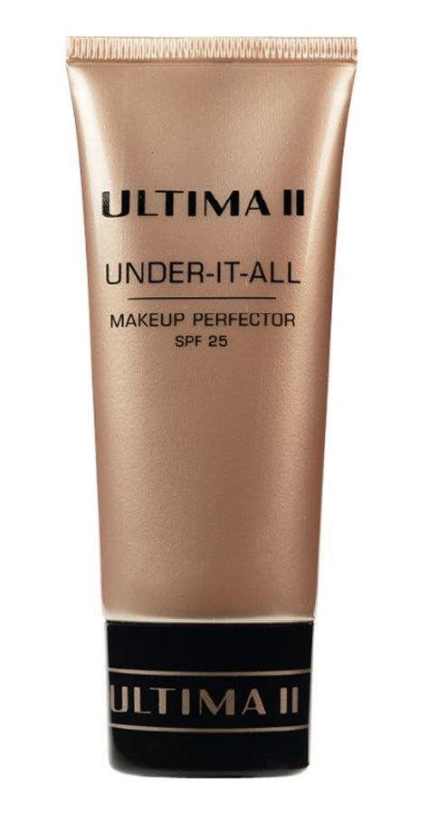 Mascara Ultima ultima ii it all makeup perfector spf 25 reviews