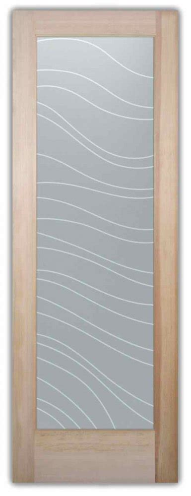 Decorative Etched Glass Interior Doors Drmy Wvs Contemporary Decor Interior Etched Glass Doors