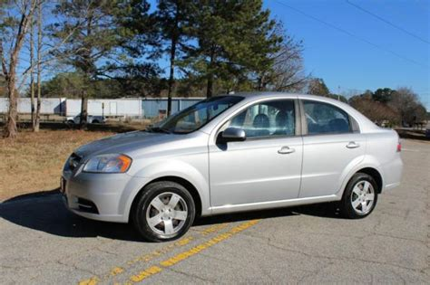 how does cars work 2010 chevrolet aveo electronic throttle control 2010 chevrolet aveo ls 74768 miles silver 1 6l automatic for sale photos technical specs