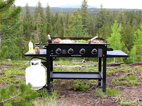 Outdoor Cooktop Propane - outdoor kitchen gas grill griddle outdoor cooking propane