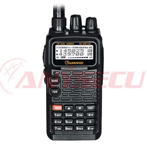 Wouxun Walkie Talkie Two Way Radio Vhf Uhf 999ch Large Display Kg Uv8d aliexpress buy best price wouxun kg 889 vhf uhf