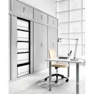 armoire classeur pv amt plus avec portes rideaux aluminium