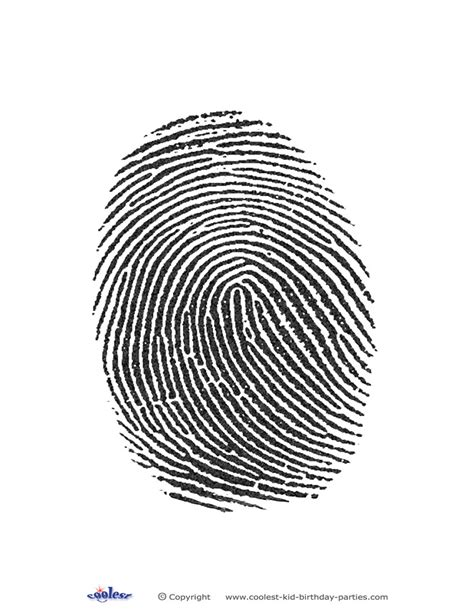 fingerprint template fingerprint images