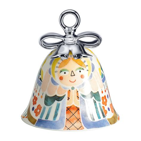 buy alessi christmas bells 3 year product guarantee