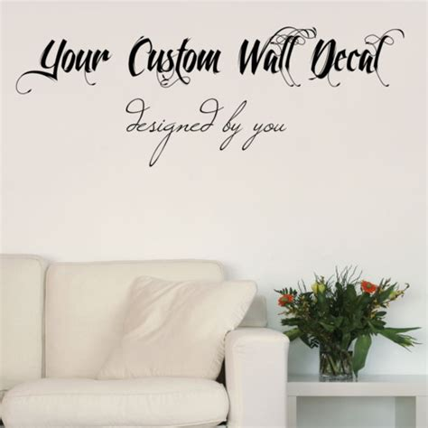 custom made wall stickers custom made wall stickers peenmedia