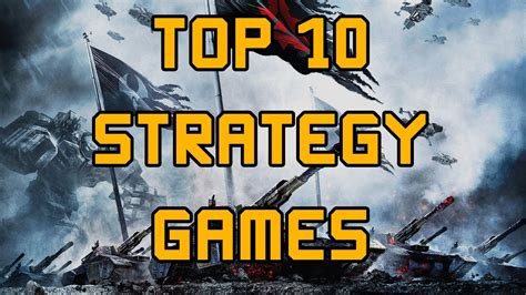 best real time strategy top 10 real time strategy for pc