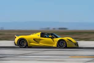 hennessey venom gt spyder is the world s fastest convertible