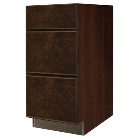 Lower Kitchen Cabinets Drawers by Quot Oxford Quot 3 Drawers Lower Cabinet Rona