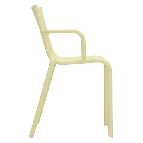 stuhl gelb generic a chair by kartell connox