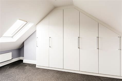 Fitted Wardrobes For Sloping Ceilings by Bedroom Furniture To Fit Sloping Ceilings