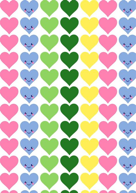 pattern paper printable free free digital heart scrapbooking paper ausdruckbares