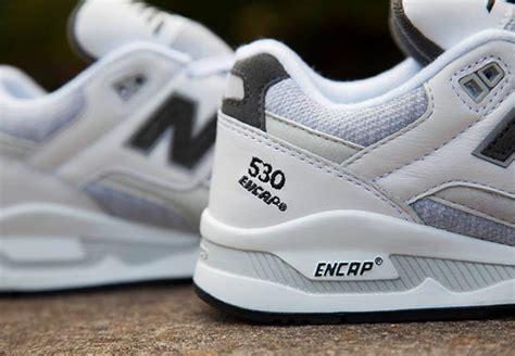 New Balance Encap 350 new balance 530 quot grey jersey quot sneakernews