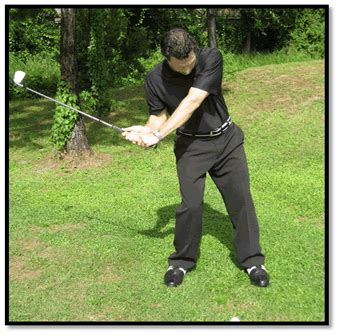 rotary swing golf downswing rotary golf downswing overview