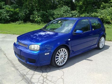 buy car manuals 2004 volkswagen r32 seat position control purchase used 2004 volkswagen golf r32 hatchback 2 door 3 2l no reserve in utica new york
