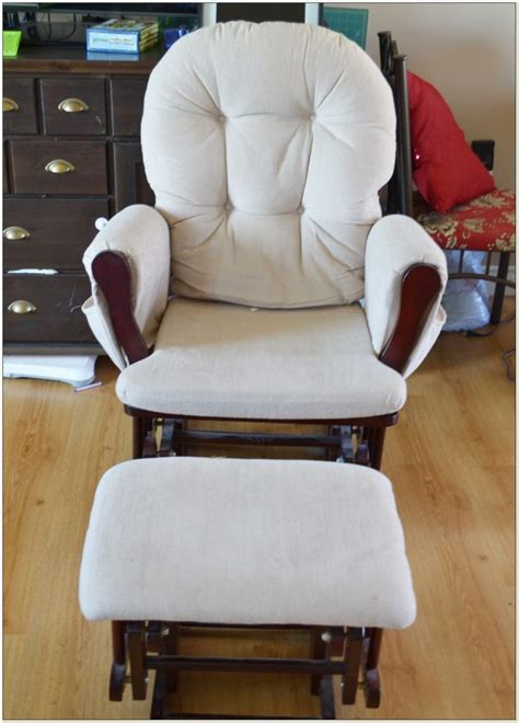 glider rocker slipcover pattern chair and a half slipcover t cushion chairs home