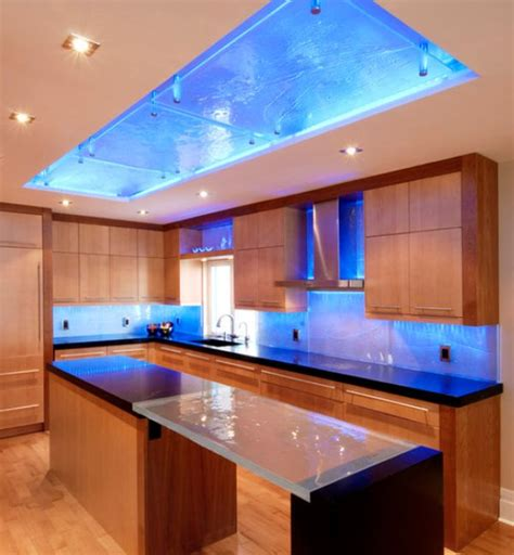 kitchen led light different ways in which you can use led lights in your home