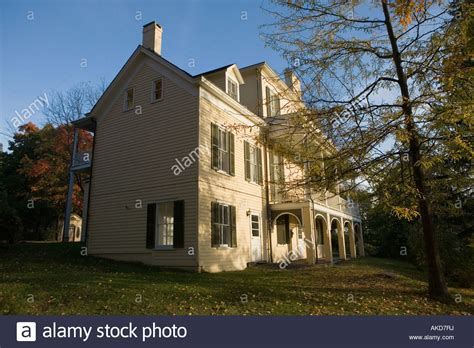 thomas cole house hudson river school founder thomas cole house catskill new