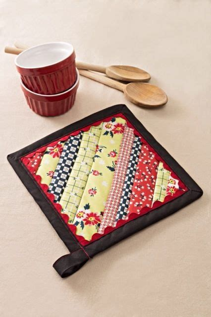 25 unique quilted potholders ideas on