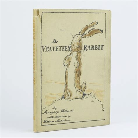 the velveteen rabbit the original 1922 edition in color books the velveteen rabbit by nicholson william jonkers