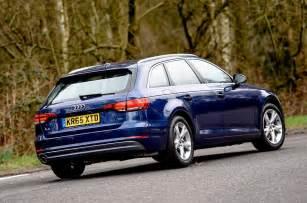 Audi A4 Sport Audi A4 Avant 2 0 Tdi 150 Ultra Sport Review Review Autocar