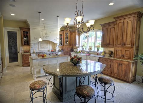 Kitchen Design With Island custom kitchen islands with seating gallery and island