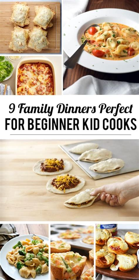 the beginning read this first modern parents messy kids 9 family dinners perfect for beginning kid cooks modern